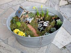 Fairy Garden by cordibee