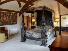 The Old Manor at Dunster dates back to around 1400, where it is believed the Constable of Dunster Castle lived.