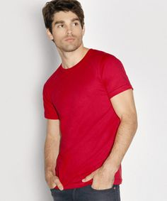 3650 Canvas Men's Poly-Cotton Short-Sleeve T-Shirt Visit http://www.justblankshirts.com/product/product_information/1358863754