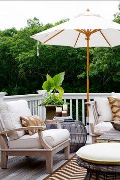 Beautiful Outdoor Furniture patio design ideas. beautiful patio furniture. a tv outside? this