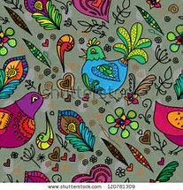 Image result for Mexican Folk Art Patterns