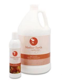 Mojave Heat Therapy from @MotherEarthMass #Massage #ProductoftheWeek