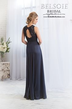 Belsoie By Jasmine | Bridesmaids Dresses | NY  L164065 Back