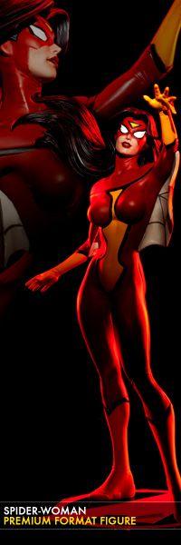 Spider-Woman Premium Format Figure