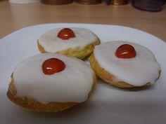 Flounces and Frills - homemade Bakewell tarts