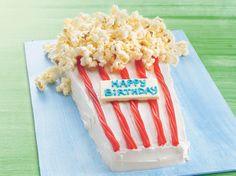 Poppin' Up Happy Birthday Cake  | #BettyBirthdays #BabyCenter