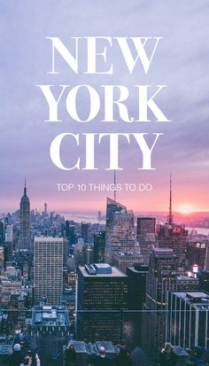 Discover the best things to do in New York City, including Central Park, Times Square, and the Empire State Building.
