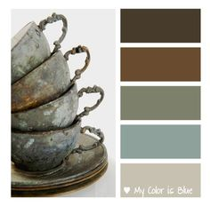 ♥ My Color is Blue: Hierro