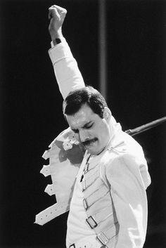 Queen Freddie Mercury 24X36 Poster