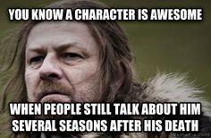 Ned Stark-Superstar