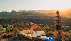 17 epic drive-up campsites #lacort