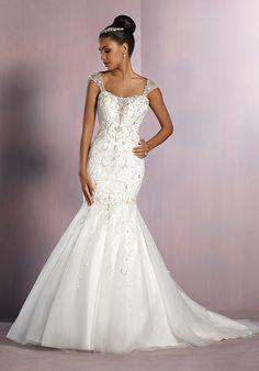 Alfred Angelo Disney Fairy Tale Weddings Bridal Collection 253 Tiana Wedding Dress
