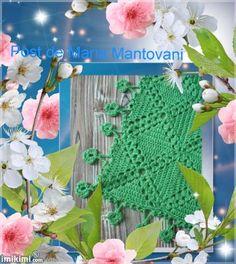 Crochetando com Maria Mantovani: Artes em croche e pessoinhas...