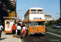1967' Daimler Fleetline | Lisbon | Kim L | Flickr Vintage Cars, Vintage Photos, Double Decker Bus, Train Car, Car Ins, Historical Photos, Planes, 4x4, Transportation