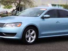 2013 Volkswagen Passat Lunde's Peoria Volkswagen Phoenix, AZ (+playlist)