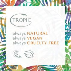 It's Winnie the Pooh Day!  He's all about the honey!   Tropic believe that the natural world provides all the goodness our skin needs, therefore they use only the most effective, premium plant extracts in all of their products.   They source their ingredients from the whole plant - the flower, stem, seeds, roots, leaves and fruit, to extract the wonderful vitamins and antioxidants nature has to offer. ✨  They never use ingredients derived from animals and are strict in their Vegan wa...