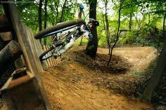 Wall riding