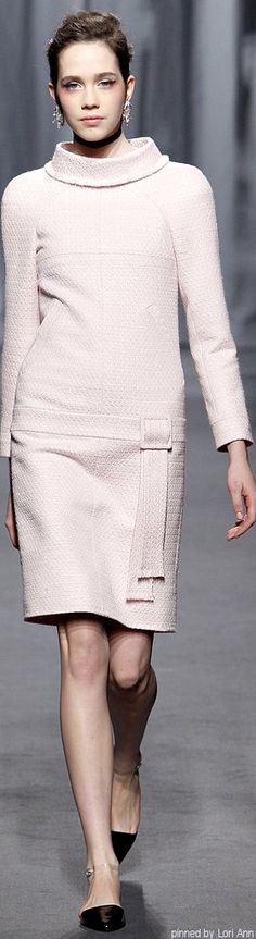 Chanel Couture Spring 2011 women fashion outfit clothing style apparel @roressclothes closet ideas
