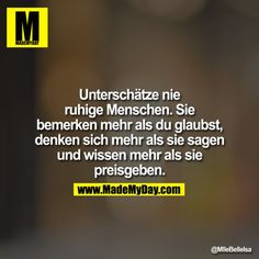 Wir retten dir den Tag :) Girly Quotes, True Quotes, Best Quotes, Words Quotes, Funny Quotes, Sayings, Status Quotes, Tief, Quotations