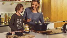 Znáte z Tchibo reklamy: recept na cibulové sněhuláky Prosciutto