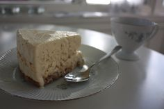 Vann i Munn: Daim iskake Cheesecake, Pudding, Desserts, Food, Tailgate Desserts, Deserts, Cheese Cakes, Eten, Puddings