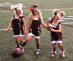 Clearance! DELUXE Football Halloween Costume for Girls - Toddler Halloween football player for toddlers, children, babies - Complete Set by LaLaBoutiqueBling on Etsy