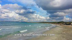 Spiaggia d'inverno - Gallipoli