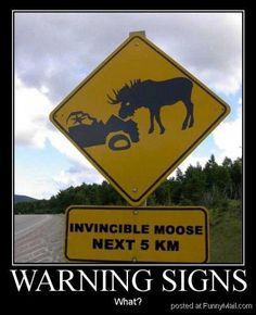Funny Warning Signs For People | funny signs | FunnyMail.com