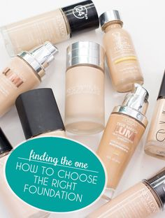 Learn which factors play a crucial role in determining your perfect foundation shade. #Foundation #Beauty