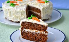 Lahodný mrkvový koláč. Pripravte tento dezert. Jem koľko vládzem, a pás mám ako balerína!   Božské nápady