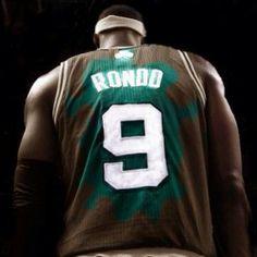 i love Rajon Rondo!