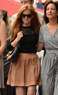 Isla Fisher Photos: Jerry Bruckheimer Honored on the Walk of Fame — Part 4