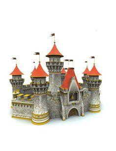 Fantasy Castle Construction Set