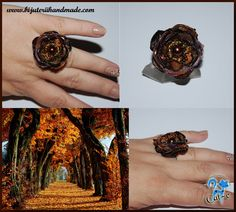 inel autumn Class Ring, Autumn, Rings, Accessories, Jewelry, Jewellery Making, Jewels, Fall, Ring