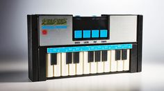 The BeeGees Rhythm Machine, from 'Beat Box: A Drum Machine Obsession'