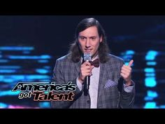 """Check out this video of """"awkward"""" funnyman Darik Santos from """"America's Got Talent"""" and don't miss Santos at MAC Feb. 12 @ 8 pm. Tickets are available at www.monartscenter.com/shop."""