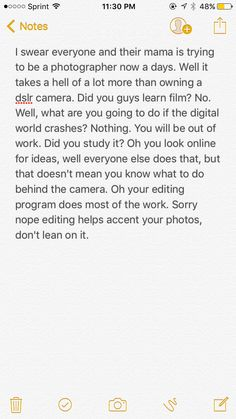 I found this and I find it to be the truest thing I have read. Keep learning!