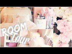 Gabi's UPDATED 2014 Room Tour! - YouTube