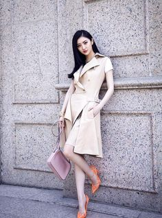 chinese actress Jing Tian 景甜