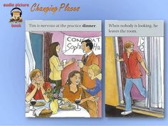 Learn English Through Picture Stories Changing Places Level 0 Learn English, Learning, Places, Books, Pictures, Earth, Learning English, Photos, Libros