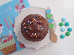 Postreadicción: Cupcakes con crema de nube de Nutella