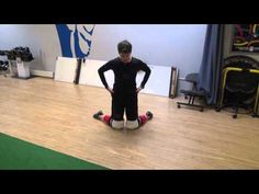 Goalie Training - Tall Kneeling Hip Rotation Really quick goalie training exercise today it is a nice way to improve your hip internal rotation while buildin. Hockey Training, Training Tips, Hockey Stuff, Ice Hockey, Drills, Improve Yourself, Exercise, Sports, Youtube