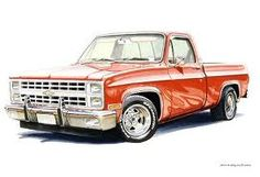 1980 Chevy Pickup, yes please