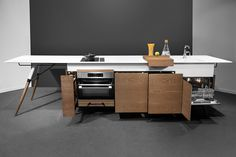 Kitch' T - Concept Compact Kitchen - Picture gallery
