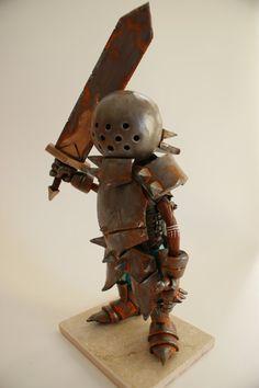 Goblin Freelancer by ~SpaceCowSmith on deviantART