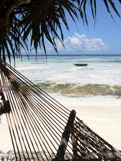 Nungwi Beach Outdoor Furniture, Outdoor Decor, Hammock, Paradise, Coast, Africa, Island, Beach, Home Decor