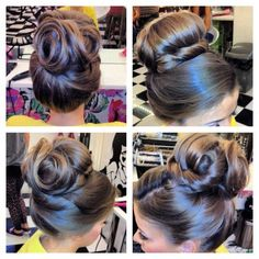 Prom Hair hits Peaches! – Peaches & Cream - Liverpool Makeup Artists…