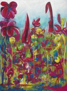 Digitaldruck - Soulgarden (13 x 18 cm) - ein Designerstück von StaXArt bei DaWanda