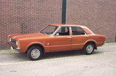 Franse klassieker: Ford Taunus 1300 1974