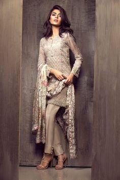 Occasion wear Dresses by Elan in Sheffield Pakistani Couture, Pakistani Dress Design, Pakistani Outfits, Indian Outfits, Emo Outfits, Indian Attire, Indian Wear, Occasion Wear Dresses, Pakistan Fashion